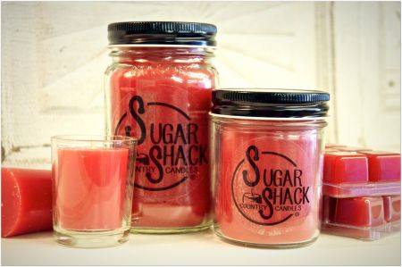 Cranberry Spritzer - Large Candle